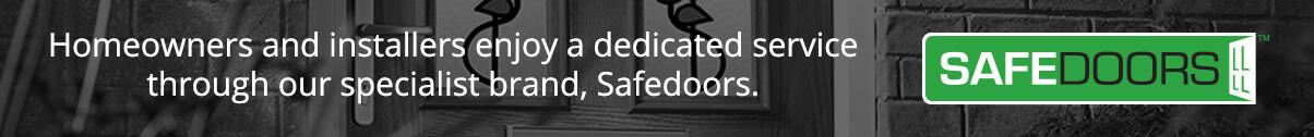 Safedoors Banner